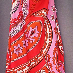 Cache Women's Size Large Stretch Dress